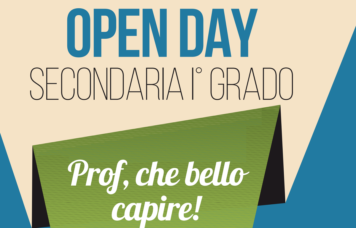 OPEN DAY MEDIE