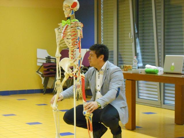 A scuola di osteopatia