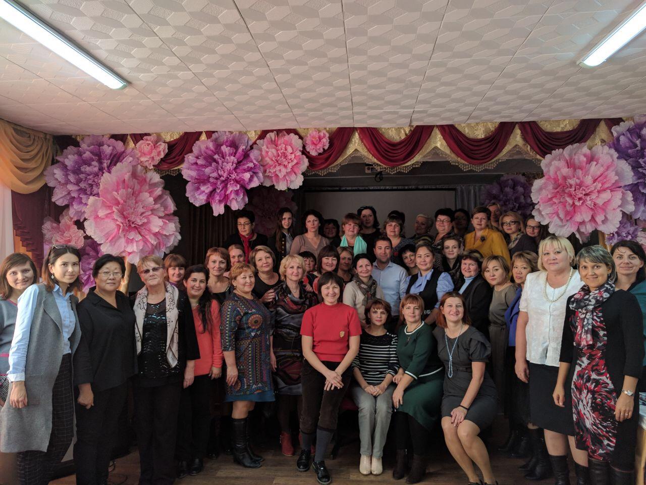 Profumo di Frassati in Kazakistan