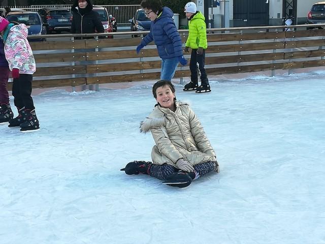 Via al pattinaggio su ghiaccio