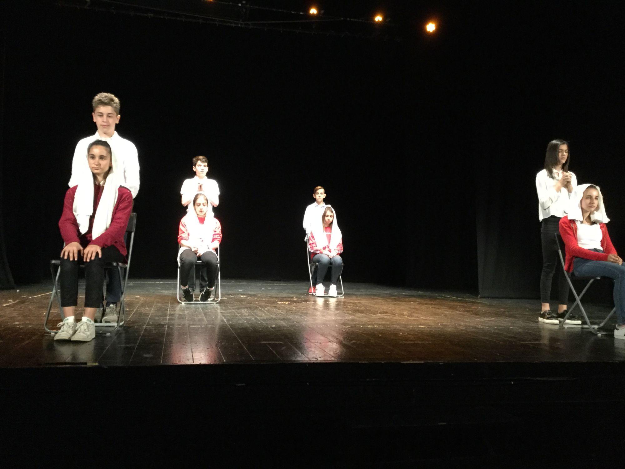 Sviluppare talenti: il teatro