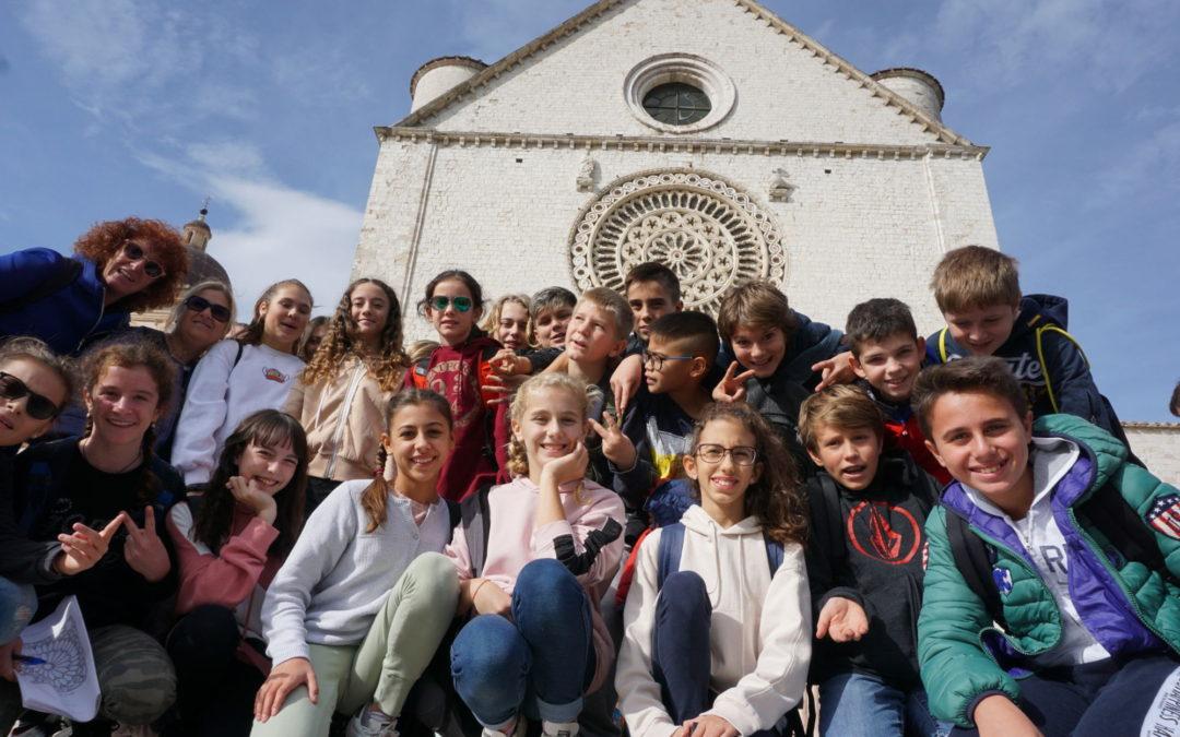 Assisi, le seconde alla scoperta del francescanesimo